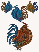 Rooster © Molly Williams