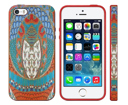 Mobile phone cover © Molly Williams
