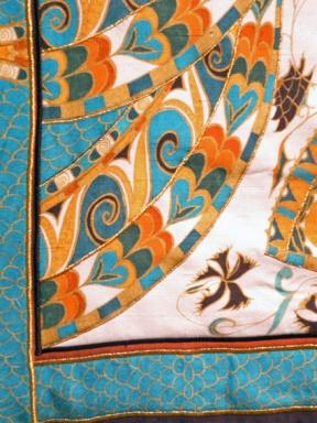 Ottoman throw edge detail blog