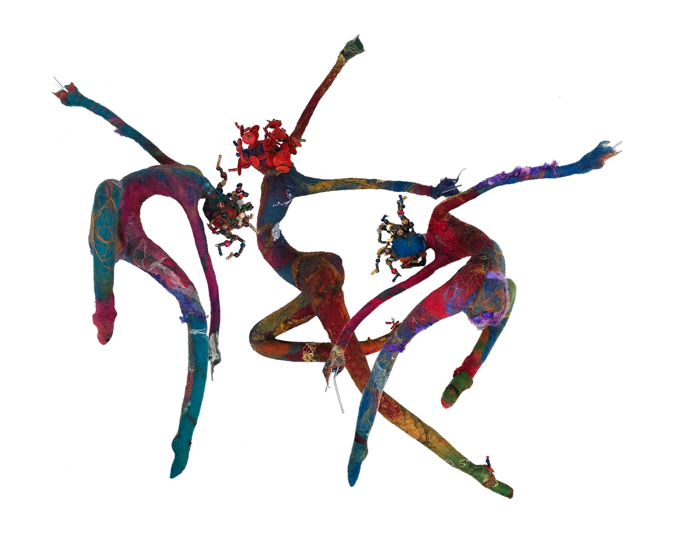 molly williams felt sculture online course 2010