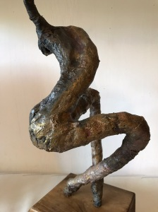 Molly williams felt sculpture