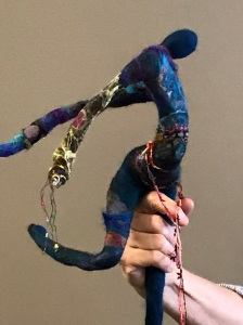 Molly Williams felt figure workshop